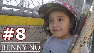 Download HAVING FUN AT THE BATTING CAGES! | BENNY NO | VLOG #8 Video