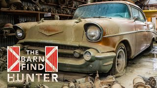 Download Turner's Auto Wrecking | Barn Find Hunter - Ep. 3 Video