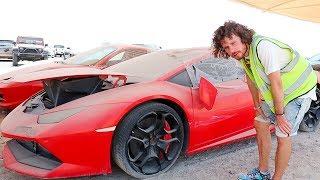 Download El cementerio de autos de lujo ABANDONADOS de Dubai Video