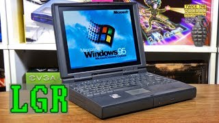 Download $5,399 Laptop From 1997: Gateway Solo 2200 Video