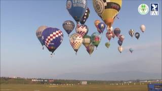 Download 2016 - 22nd FAI World Hot Air Balloon Championship 2016.11.06 AM Task27 Fly In 2 by Net team Video