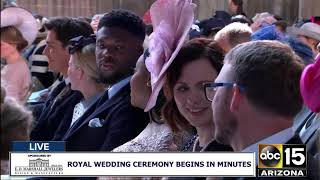 Download FULL VIDEO: Prince Harry and Meghan Markles Royal Wedding Video