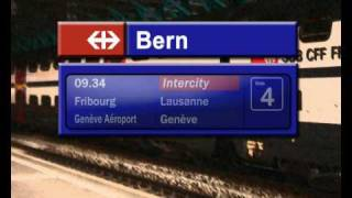 Download Annonce CFF à bord d'un Intercity Video
