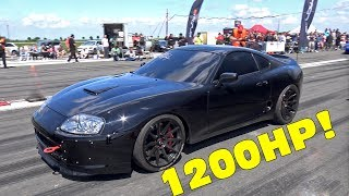 Download 1200HP TOYOTA SUPRA - INSANE ACCELERATIONS! Video