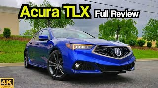 Download 2020 Acura TLX: FULL REVIEW + DRIVE | Practical With a Splash of NSX! Video