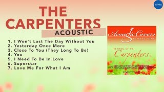 Download Music of The Carpenters (Acoustic Covers) | NON-STOP Video