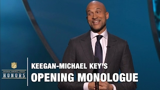 Download Keegan-Michael Key Roasts the NFL's Elite in his Opening Monologue | 2017 NFL Honors Video