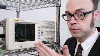 Download Collin's Lab: Oscilloscope Basics Video