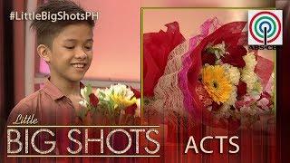 Download Little Big Shots Philippines: Nico | 11-year-old Flower Arranger Video