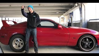 Download I Got a Toyota Supra For 36 Dollars?! Video