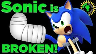 Download Game Theory: Can Sonic SURVIVE His Own Speed? (Sonic the Hedgehog) Video
