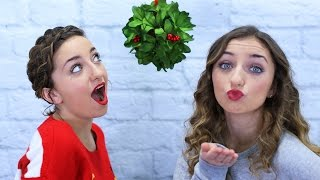 Download Double Dare: Kissing Challenge at the Mall! | 12 Days of Vlogmas {Day 9} Video