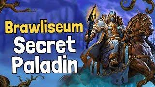 Download Brawliseum Secret Paladin (12 Wins) - Hearthstone Video
