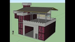Download How to start your shipping container building project Video