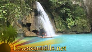 Download World's Most Beautiful Waterfalls - Kawasan Falls Cebu Philippines Video