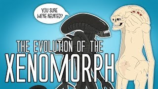 Download The Evolution Of The Xenomorph (Animated) Video