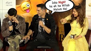 Download Akshay Kumar Making FUN Of Karan Johar At Kesari Trailer Launch 😂😜 Video