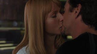 Download Avengers - Pepper Tony kiss scene HD Video
