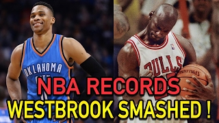 Download 5 NBA Records RUSSELL WESTBROOK Has BROKEN! NBA Record 42 Triple Doubles! Video