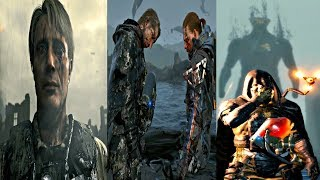 Download Death Stranding - All Boss Fights (All Bosses) PS4 Pro Video