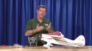 Download HorizonHobby How To - Install Flaps on Your Stinson Video