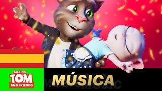 Download Tom y Angela - Stand by me (NUEVO vídeo musical presentada por TALKING TOM AND FRIENDS Video