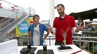 Download FRITZ! Talk - Live - Breitbandphysik Video