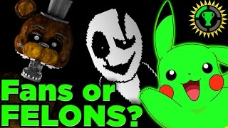 Download Game Theory: My Fan Game is a CRIME?! Video