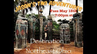 Download Jason's Tiki Adventures Destination Northeast Ohio - Tiki Underground & Porcos Video