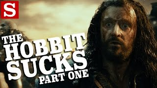 Download Why The Hobbit Sucks Part One: The Dwarves Video
