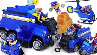 Download Paw Patrol Ultimate Rescue Police Cruiser! Defeat the villain Minions and the tank! #DuDuPopTOY Video