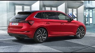 Download 🔥2019 SKODA SCALA - First Look at the Brand's Novelty Video