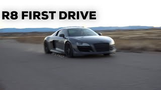 Download Pt.4 BLOWN-UP V10 AUDI R8 BUILD | FIRST DRIVE! Video