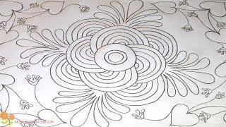 Download Nakshi kantha design-69,How to make Nokshi katha,নকশী কাথার ডিজাইন, नोक्षी कथा डिजाइन Video