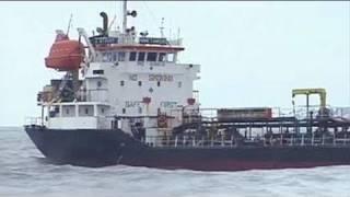 Download जुहू बीच पर फंसा जहाज Video