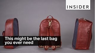 Download This might be the last bag you ever need Video