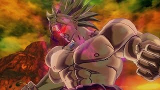 Download Dragon Ball Xenoverse - Broly Saga [ENGLISH] Video