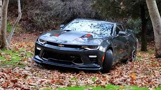 Download The 50TH Anniversary Camaro SS! ( Start-up, Brutal Revs, Burnouts ) Video