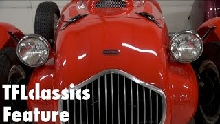 Download A rare visit to Clive Cussler's Classic Car Collection Video