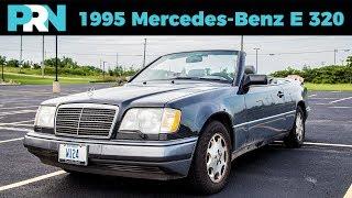 Download 1995 Mercedes-Benz E 320 Convertible | TestDrive Spotlight Video