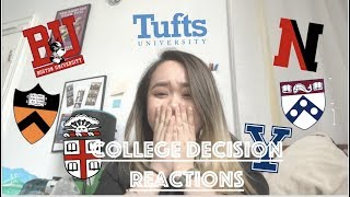 Download 2018 College Decision Reactions (Tufts, Yale, Brown, UPenn and More) Video