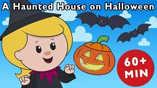 Download A Haunted House on Halloween Night and More | Nursery Rhymes from Mother Goose Club! Video