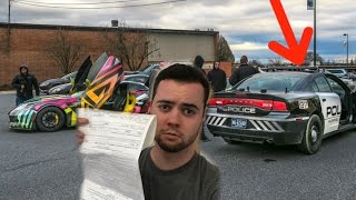 Download LAMBO PULLED OVER AT 100?? Video