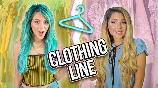 Download We Wore our Clothing Line for a Week Video
