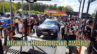 Download WE WON THE DYNO COMPETITION AT TITAN MOTORSPORTS OPEN HOUSE WITH BIG BOOST!!! Video