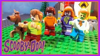 Download Lego Scooby Doo Brick Building Monster Portal #2 Stop Motion Video