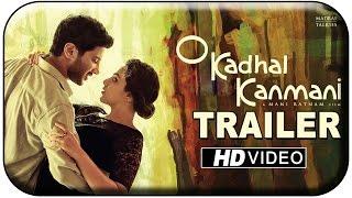 Download Official Trailer - OK Kanmani   O Kadhal Kanmani   Mani Ratnam   A R Rahman   Dulquer   Nithya Menen Video