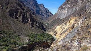 Download Colca Canyon, Peru in 4K Ultra HD Video