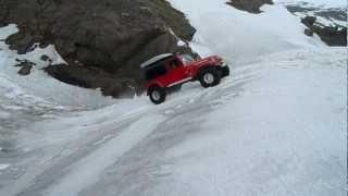 Download Jeep ferð í Hvanngil 2012. Ekið um Mýrdalsjökul. Kaldaklof á snjóbrú. Álftakrókur. Video
