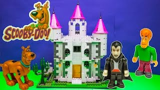 Download SCOOBY DOO Cartoon Network Scooby Doo Haunted Mansion Character BlocksToys Video Unboxing Video